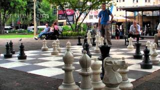 Discovering Chess in Sydney