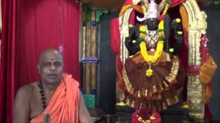 Sri Sampoornananda Giri Swamy  Sri Lalithambhika Su Peetham Hyderabad