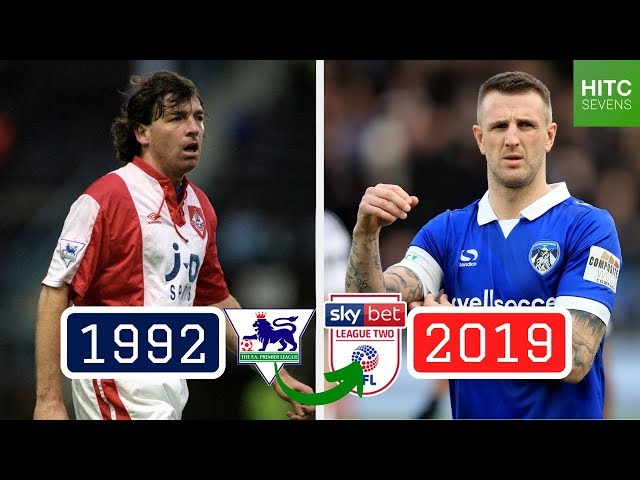 Original 22 Premier League Teams: Where Are They Now?
