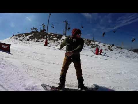Paul Buck snowboarding winter 16/17