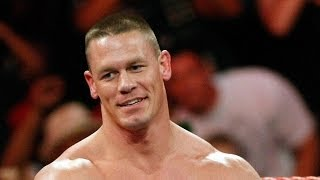 John Cena Pooped His Pants In The Ring