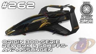 Star Citizen #262 Rework 300-Serie & Schiffsanpassungen [Deutsch] [1440p]
