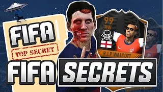 FIFA HISTORY | 99.8% OF YOU DIDN'T KNOW THESE FIFA SECRETS (EASTER EGGS IN FIFA) - 4600 FIFA POINTS
