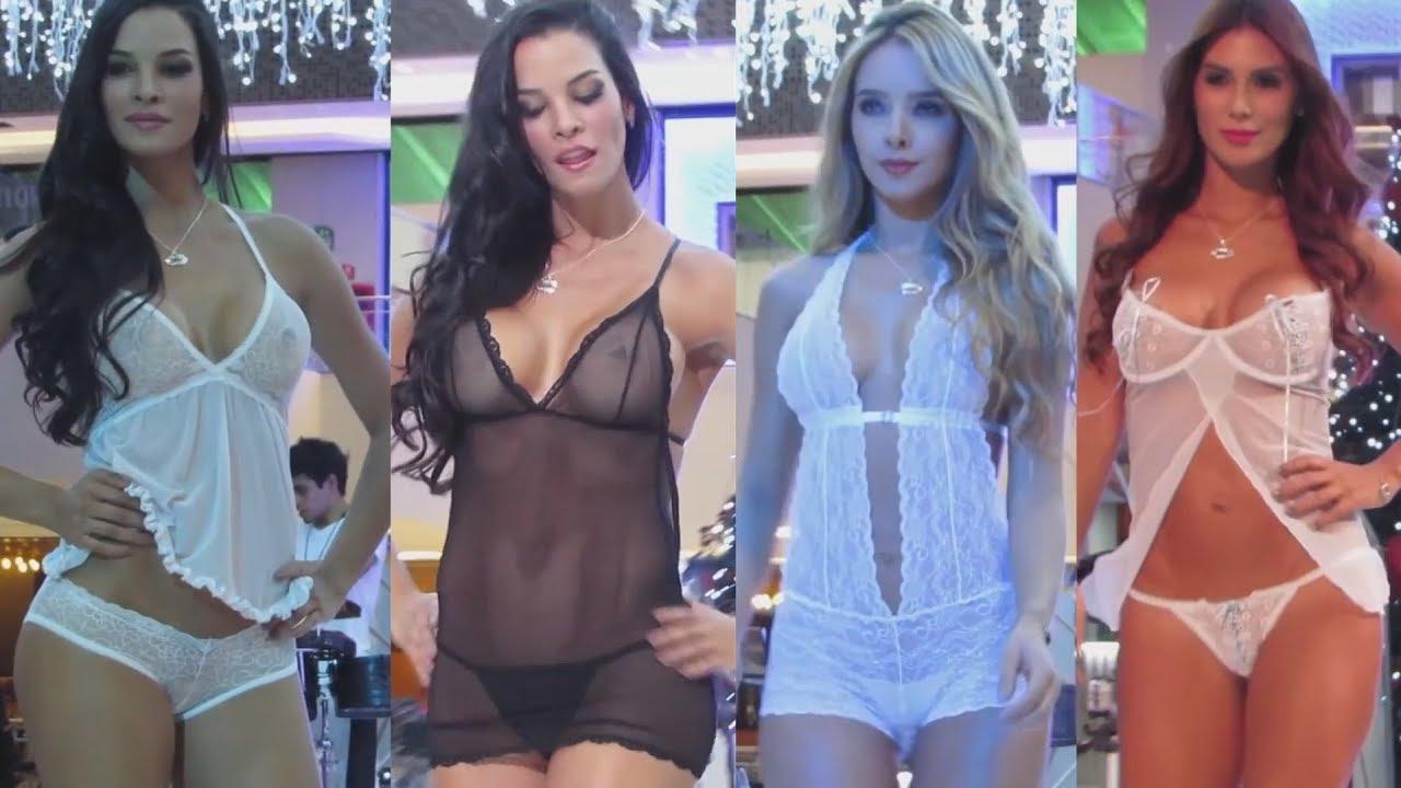 Нижнее белье женское видео показ красивая девушка в нижнем сексуальном белье
