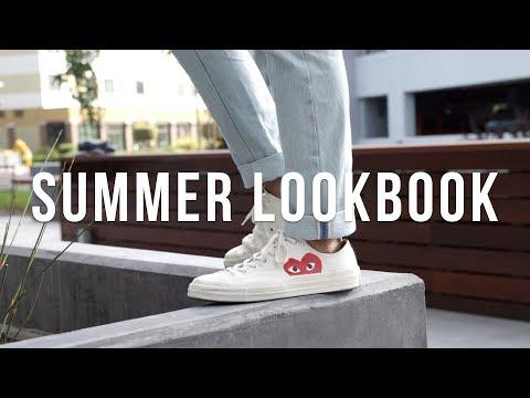 Summer Lookbook | Tonal Outfits