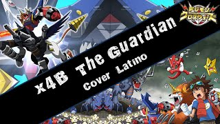 X4B The guardian (Cover latino)