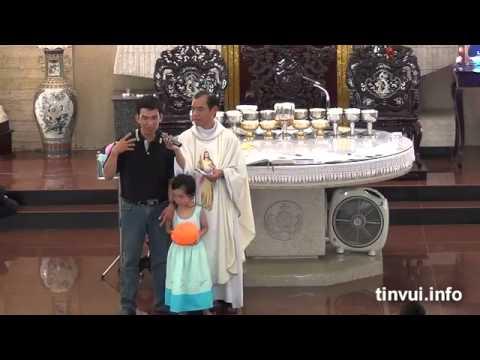 Lễ Kính Lòng Thương Xót Chúa 16.2.2012 - Nha Tho Chi Hoa