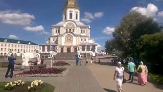 Дивеево. Монастырь . Серафим Саровский(Дивеево женский монастырь., 2016-08-09T13:33:07.000Z)
