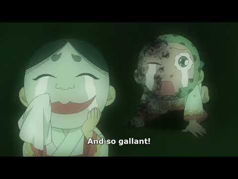 Nanami's Kagura Dance