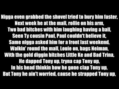 Meek Mill-Tony Story Lyrics