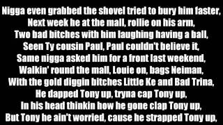 Meek Mill-Tony Story Lyrics