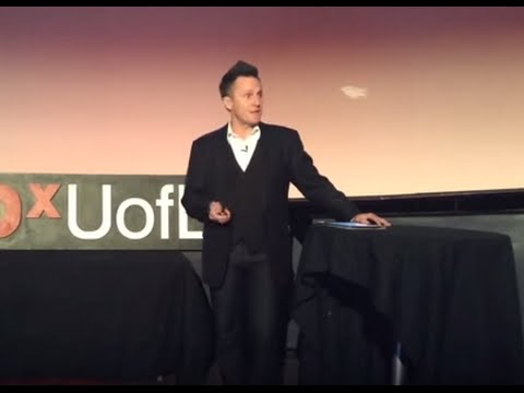 Redefine the Work of Art | Theo Edmonds | TEDxUofL