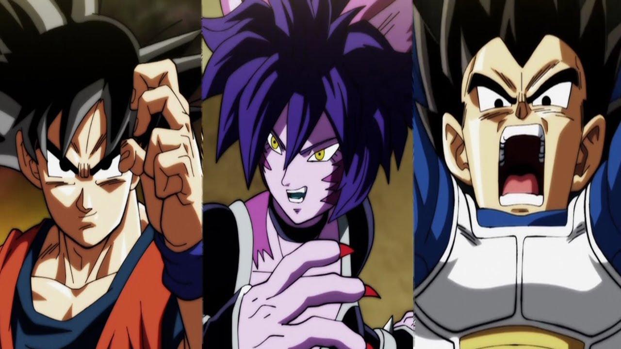 Dragon Ball Super Episode 98 Review Goku And Vegeta Vs Universe 9