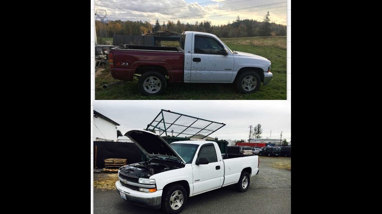 1999 2013 Chevrolet And Gmc Truck 2000 2013 Lmc Truck >> Silverado Longbed To Shortbed Build