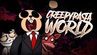 ROBLOX: ¡FREDDY APARECE! | CREEPYPASTA WORLD