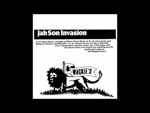 Jah Skerta - I Who Have Nothing