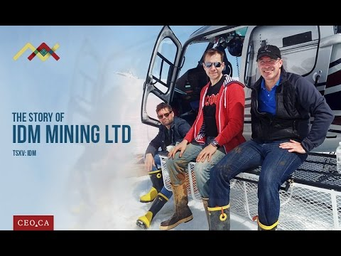 IDM Mining Ltd. - Rob McLeod And Mike McPhie Full Interview