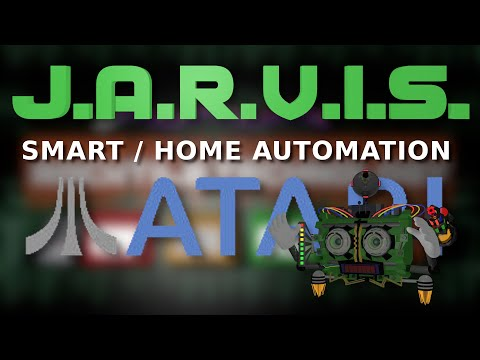 Home Automation via Atari ST mit jarvis
