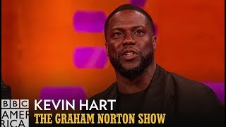 Kevin Hart Disappointing First Show At A Crab Fest | The Graham Norton Show | BBC America
