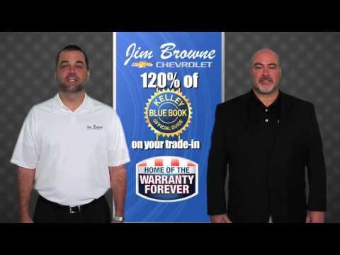 "Jim Browne Chevrolet  ""October Silverado Truck Month"""
