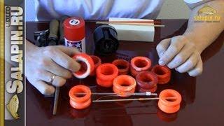 Модифицированные щербаковские шайбы [salapinru](Давно хотел снять видео про изготовление этих шайб, вот время нашлось. Сам процесс изготовления (сверления,..., 2012-01-26T06:58:48.000Z)