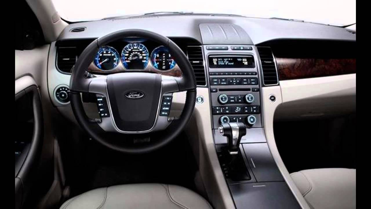2009 Ford Fusion Parts 2017 Ford Taurus Picture Gallery - YouTube