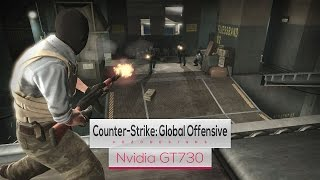 Counter-Strike: Global Offensive on Intel Core 2 Quad Q8400 & Nvidia GT730