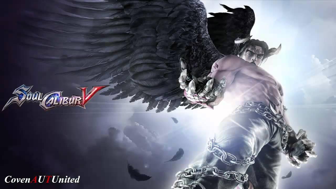 Soul Calibur 5 Tekken 5 Ost Antares Soul Of Devil Jin Youtube