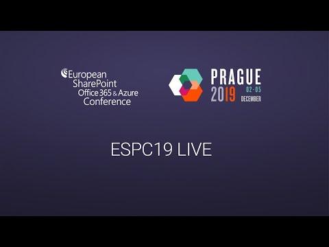 ESPC Live - Christian Buckley & Ragnar Heil