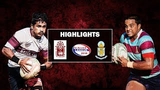 Match Highlights - Science College v Dharmaraja College Schools Rugby Plate
