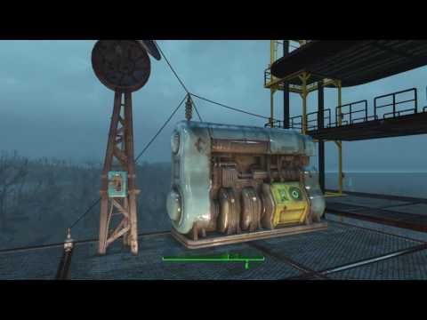Fallout 4 Abernathy Farm Build