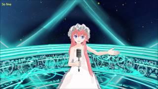 巡音ルカ Megurine Luka - Yesterday Once More [HD]