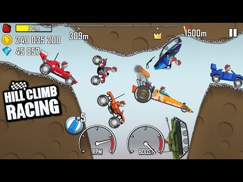 Hill Climb Racing - 😍 New Awesome Graphics (UPDATE 1.37.0)