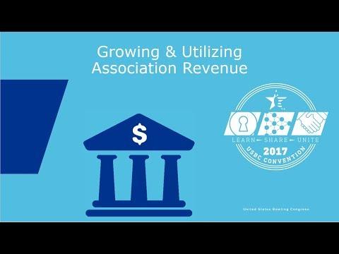 Growing and Utilizing Association Revenue