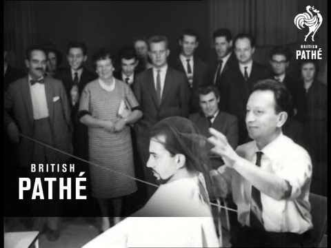 Men's Hairdressing Competition (1961)
