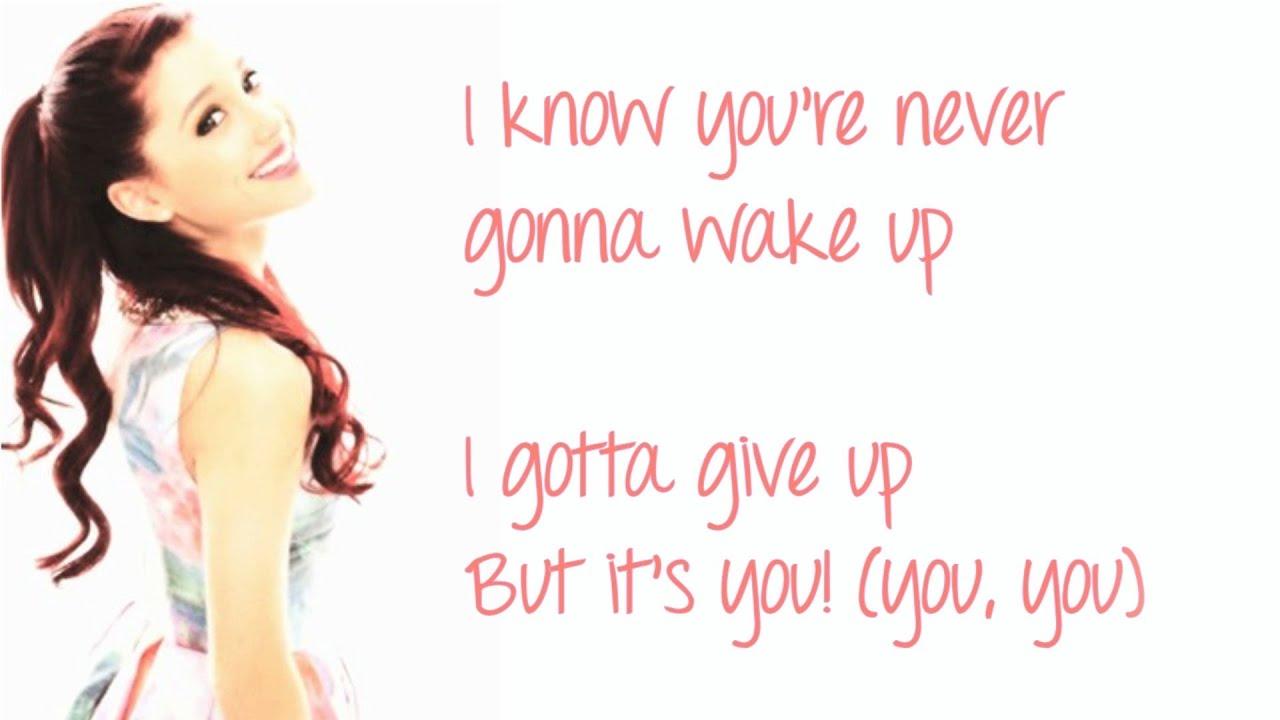 Ariana Grande - Problem ft. Iggy Azalea (Lyrics On Screen ...