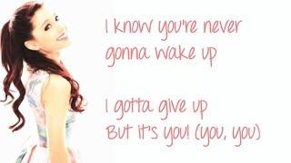 Ariana Grande - Problem ft. Iggy Azalea (Lyrics On Screen) 1080 HD