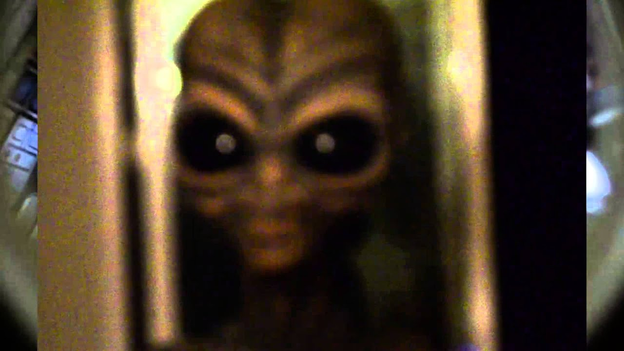UFO Sightings Inside An Extraterrestrial Space Ship