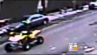 Man Charged With Dragging NYPD Cop With ATV During Brooklyn Traffic Stop