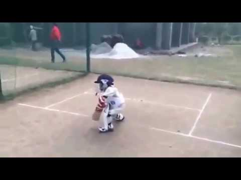 At age 3,started practice||Youngest Cricketer in the World