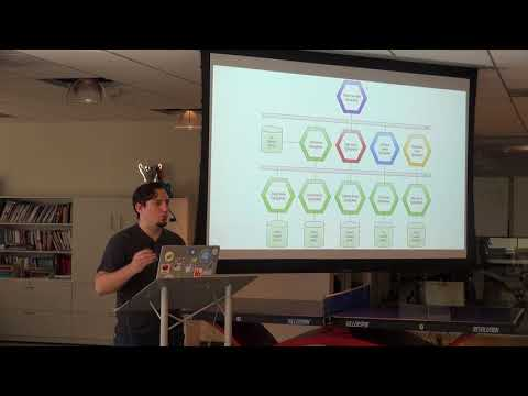 Cloud Native Architectures and Microservices – Kenny Bastani