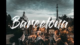 My day in barcelona, spain travel tour