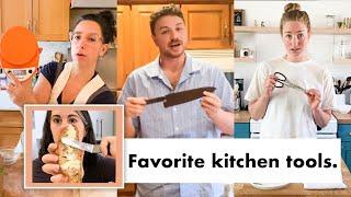 Pro Chefs Share Their Favorite Kitchen Tools | Test Kitchen Talks @ Home | Bon Appétit