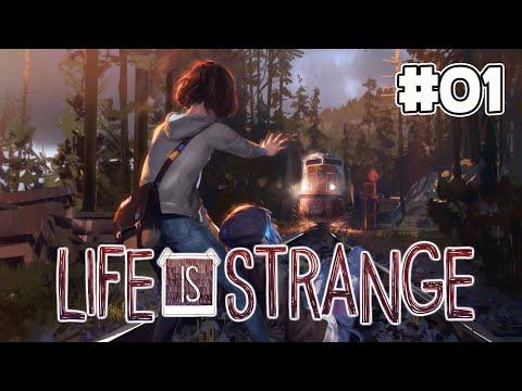 LET'S PLAY LIFE IS STRANGE #01: UN POUVOIR ÉTRANGE ! thumbnail