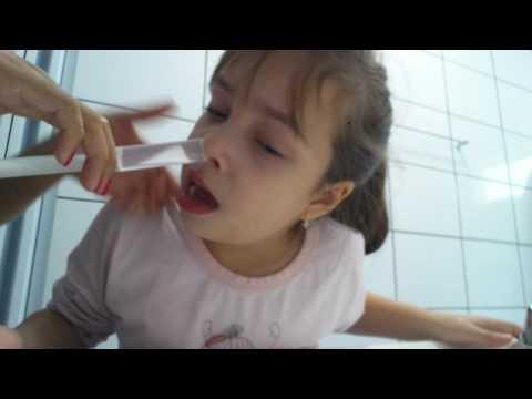 Limpeza nasal