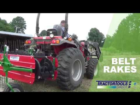Belt Rakes from Tractor Tools Direct