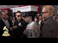 Blink 182   Red Carpet   59th GRAMMYs