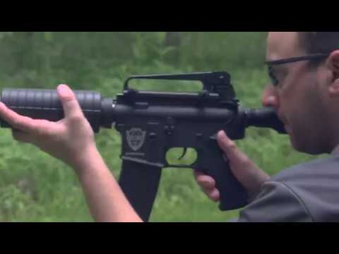 HellBoy .177 CO2 BB Tactical Air Rifle