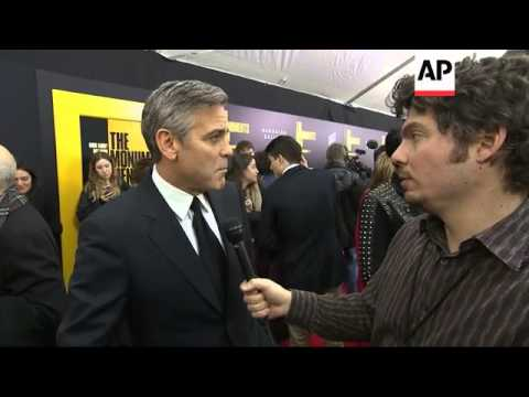 US actor George Clooney reportedly engaged to British lawyer