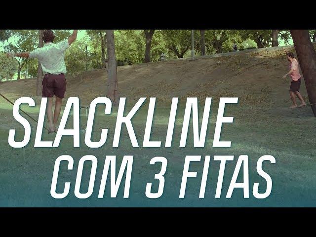 Como praticar o Spaceline | Manual de Slackline | Canal OFF